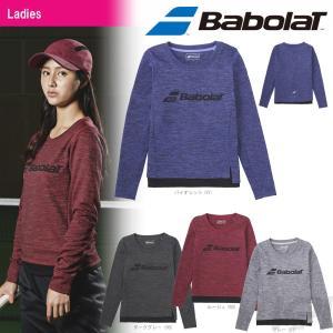 「2017新製品」バボラ Babolat 「Women's レディース フリースプルオーバー BAB-5780W」テニスウェア「2017FW」|sportsjapan