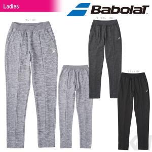 バボラ Babolat 「Women's レディース フリースパンツ BAB-5780WP」テニスウェア「2017FW」『即日出荷』|sportsjapan