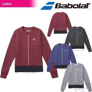 バボラ Babolat 「Women's レディース フリースビジャケット BAB-5781W」テニスウェア「2017FW」『即日出荷』|sportsjapan