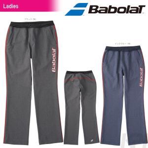 「2017新製品」バボラ Babolat 「Women's レディース デニムパンツ BAB-5783WP」テニスウェア「2017FW」|sportsjapan