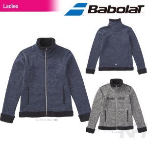「2017新製品」バボラ Babolat 「Women's レディース ボアジャケット BAB-5786W」テニスウェア「2017FW」 sportsjapan