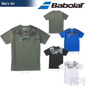 テニスウェア ユニセックス バボラ Babolat ショートスリーブシャツ BAB-8750 2017FW 2017新製品|sportsjapan