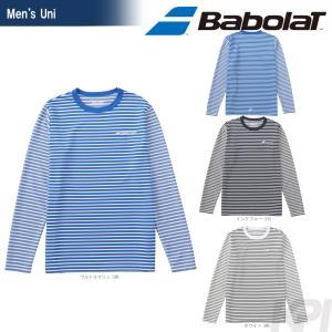 バボラ Babolat テニスウェア Unisex ロングスリーブシャツ BAB-8754 2017FW 「2017新製品」|sportsjapan
