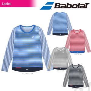 バボラ Babolat テニスウェア Women's レディース ロングスリーブシャツ BAB-8786W 2017FW 「2017新製品」|sportsjapan