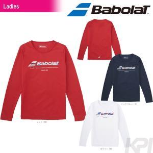 バボラ Babolat テニスウェア Women's レディース ロングスリーブシャツ BAB-8787W 2017FW 「2017新製品」|sportsjapan