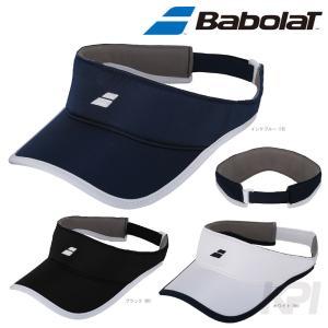 テニスウェア レディース バボラ Babolat Women's ゲームバイザー BAB-C701W 2017FW 2017新製品|sportsjapan