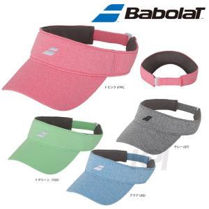 「2017新製品」Babolat バボラ 「ゲームバイザー BAB-C703」テニスウェア「2017SS」『即日出荷』|sportsjapan