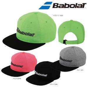 『即日出荷』「2017新製品」Babolat バボラ 「キャップ BAB-C704」テニスウェア「2017SS」|sportsjapan