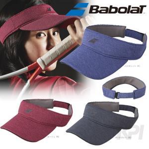 バボラ Babolat テニスウェア Women's レディース ゲームバイザー BAB-C780W 2017FW 「2017新製品」 sportsjapan