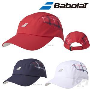 バボラ Babolat テニスウェア Women's レディース ゲームキャップ BAB-C781W 2017FW 「2017新製品」|sportsjapan