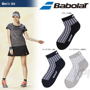 Babolat バボラ 「ショートソックス BAB-S651」テニスウェア「FW」『即日出荷』|sportsjapan