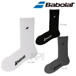 「2017新製品」Babolat バボラ 「レギュラーソックス BAB-S700」テニスウェア「2017SS」KPI+|sportsjapan