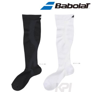 バボラ Babolat 「Unisex コンプレッションソックス BAB-S750」テニスウェア「2017FW」|sportsjapan