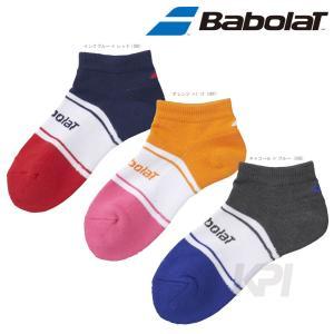 バボラ Babolat 「Unisex アンクルソックス BAB-S752」テニスウェア「2017FW」『即日出荷』|sportsjapan