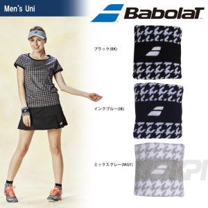 Babolat バボラ 「リストバンド BAB-W651」テニスウェア「FW」『即日出荷』|sportsjapan