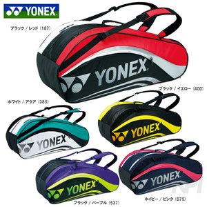 YONEX ヨネックス 「TOURNAMENT series ラケットバッグ6 リュック付  テニス6本用  BAG1612R」バッグ sportsjapan