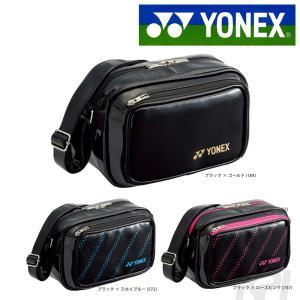 「2017新製品」YONEX ヨネックス 「エナメルバッグS BAG17EB」テニスバッグ|sportsjapan