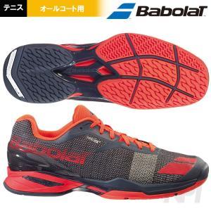 『即日出荷』Babolat バボラ 「JET ジェット  オールコート ALL COURT M GRD BAS16629」オールコート用テニスシューズ「テニコレ掲載」|sportsjapan