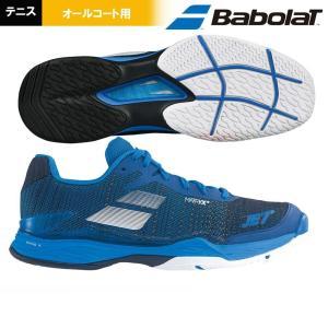 バボラ Babolat テニスシューズ メンズ JET MACH II ジェットマッハ ALL COURT M DB オールコート用 BAS18629DB|sportsjapan