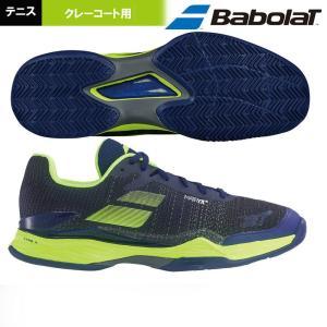 バボラ Babolat テニスシューズ メンズ JET MACH II ジェットマッハ CLAY M クレーコート用 BAS18631 『即日出荷』|sportsjapan