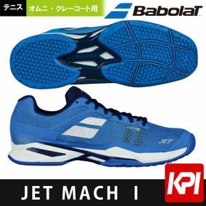 バボラ Babolat テニスシューズ メンズ JET MACH I ジェットマッハ OMNI M オムニ・クレーコート用 BAS18687 『即日出荷』|sportsjapan