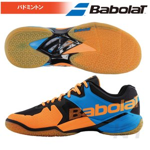 「2017新製品」Babolat バボラ 「SHADOW TOUR M シャドウ ツアー メンズ  BASF1701」バドミントンシューズ|sportsjapan
