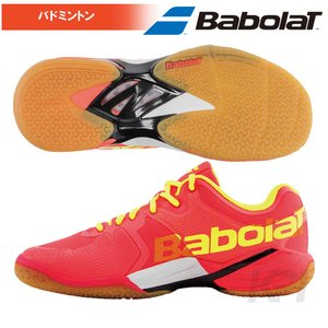『即日出荷』 「2017新製品」Babolat バボラ 「SHADOW TOUR W シャドウ ツアー ウィメンズ  BASF1702」バドミントンシューズ|sportsjapan