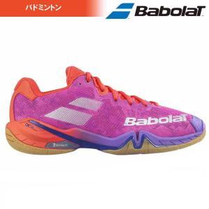 バボラ Babolat バドミントンシューズ レディース SHADOW TOUR W シャドーツアー W BASF1802|sportsjapan
