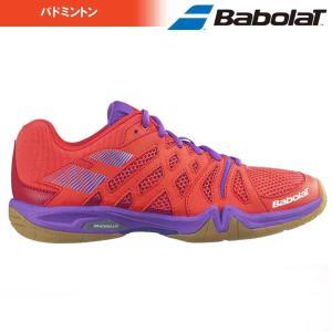 バボラ Babolat バドミントンシューズ レディース SHADOW TEAM W シャドーチーム W BASF1806|sportsjapan