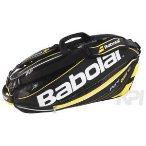 「ランドリーバッグ2枚プレゼント」『即日出荷』Babolat バボラ 「PURE aero ラケットバッグ ラケット6本収納可 RACKET HOLDER×6BB751102」テニスバッグ sportsjapan