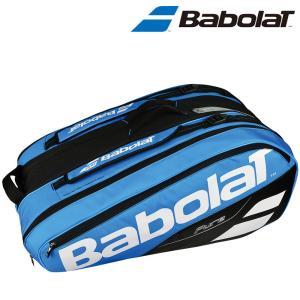 バボラ Babolat テニスバッグ・ケース  RACKET HOLDER X12 ラケットバッグ ラケット12本収納可  BB751169『即日出荷』|sportsjapan