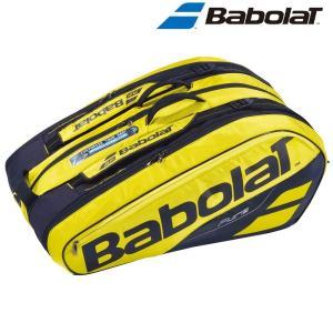 バボラ Babolat テニスバッグ・ケース  PURE AERO RACKET HOLDER X12 ラケットホルダー 12本収納可 ラケットケース BB751180 『即日出荷』 sportsjapan