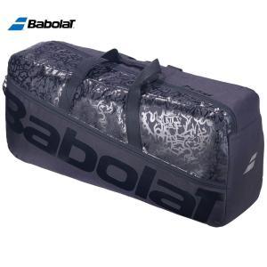 バボラ Babolat テニスバッグ・ケース  DUFFEL M CLASSIC ダッフルバッグ ラケット6本収納可  BB758001|sportsjapan