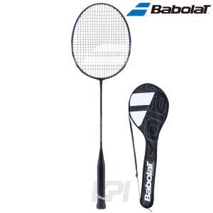 「バッグプレゼント対象」「2017モデル」Babolat バボラ 「X-FEEL ESSENTIAL エックスフィール・エッセンシャル  BBF602233」バドミントンラケット|sportsjapan