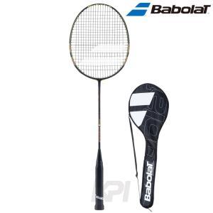 『即日出荷』「バッグプレゼント対象」「2017モデル」Babolat バボラ 「X-FEEL LITE エックスフィール・ライト  BBF602234」バドミントンラケット|sportsjapan