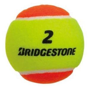 BRIDGESTONE (ブリヂストン)「ノンプレッシャーボール2(STAGE2)BBPPS2 1箱(60個入り)」キッズ/ジュニア用テニスボールKPI+|sportsjapan