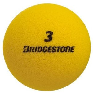 BRIDGESTONE (ブリヂストン)「スポンジボール3(STAGE3)BBPPS4 1箱(30個入り)」キッズ/ジュニア用スポンジボールKPI+|sportsjapan