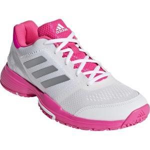 アディダス adidas テニスシューズ レディース BARRICADE CLUB W OC オムニ・クレーコート用 BC0387|sportsjapan