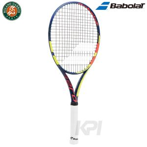 『即日出荷』 「2017新製品」Babolat バボラ 「PURE AERO FRENCH OPEN ピュア アエロ フレンチオープン  BF101291」硬式テニスラケット|sportsjapan
