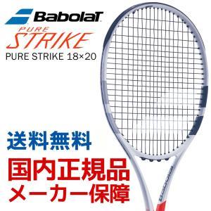 硬式テニスラケット  バボラ PURE STRIKE 18×20 ピュアストライク BF101314|sportsjapan