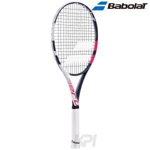 「2017モデル」Babolat(バボラ)「PURE AERO LITE PINK(ピュアアエロライトピンク) BF101320」硬式テニスラケットKPI+|sportsjapan