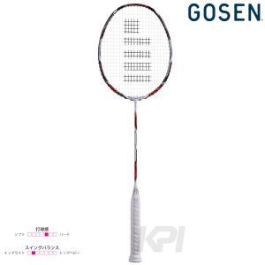 GOSEN ゴーセン 「GUNGNIR EPSILON グングニル イプシロン  BGNGE」バドミントンラケット|sportsjapan
