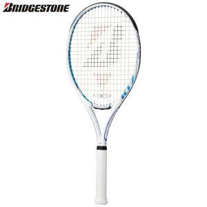 BRIDGESTONE(ブリヂストン)「calneo 280(カルネオ280)スカイブルー BRACLA」硬式テニスラケットKPI+|sportsjapan