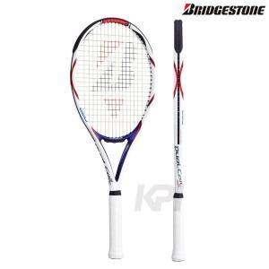 「2017モデル」BRIDGESTONE(ブリヂストン)[DUALCOIL280 BL BRAD62]テニスラケットKPI+|sportsjapan