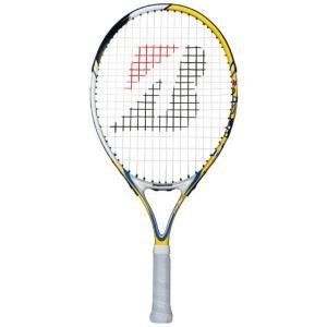 「ガット張り上げ済み」BRIDGESTONE(ブリヂストン)「Jr.21(ジュニア21) BRAJR1」 ジュニアテニスラケットKPI+|sportsjapan
