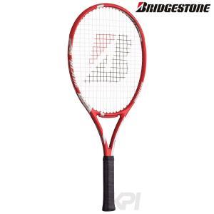 「ガット張り上げ済み」BRIDGESTONE(ブリヂストン)「X-BLADE ジュニア25 BRAJR5」ジュニアテニスラケットKPI+|sportsjapan
