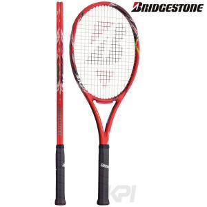 「2017モデル」BRIDGESTONE(ブリヂストン)「X-BLADE VI 310(エックスブレードブイアイ310) BRAV61」硬式テニスラケットKPI+|sportsjapan