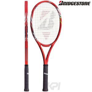 「2017モデル」BRIDGESTONE(ブリヂストン)「X-BLADE VI 295(エックスブレードブイアイ295) BRAV63」硬式テニスラケットKPI+|sportsjapan