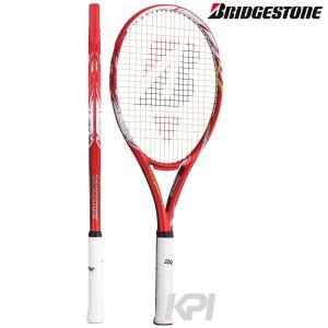 「2017モデル」BRIDGESTONE(ブリヂストン)「X-BLADE VI-R290(エックスブレードブイアイR290) BRAV65」硬式テニスラケットKPI+|sportsjapan