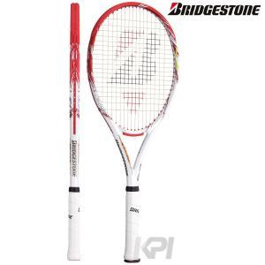 「2017モデル」BRIDGESTONE(ブリヂストン)「X-BLADE VI-R275(エックスブレードブイアイR275) BRAV66」硬式テニスラケットKPI+|sportsjapan